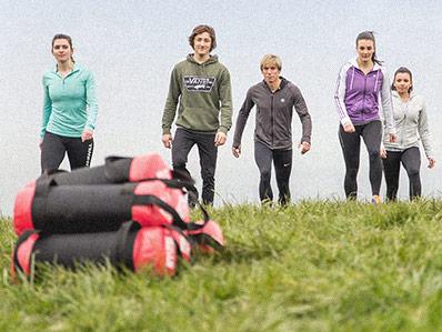 Trainingsgruppe Raw Fitness