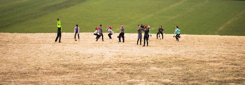 Outdoor Training - Titelbild