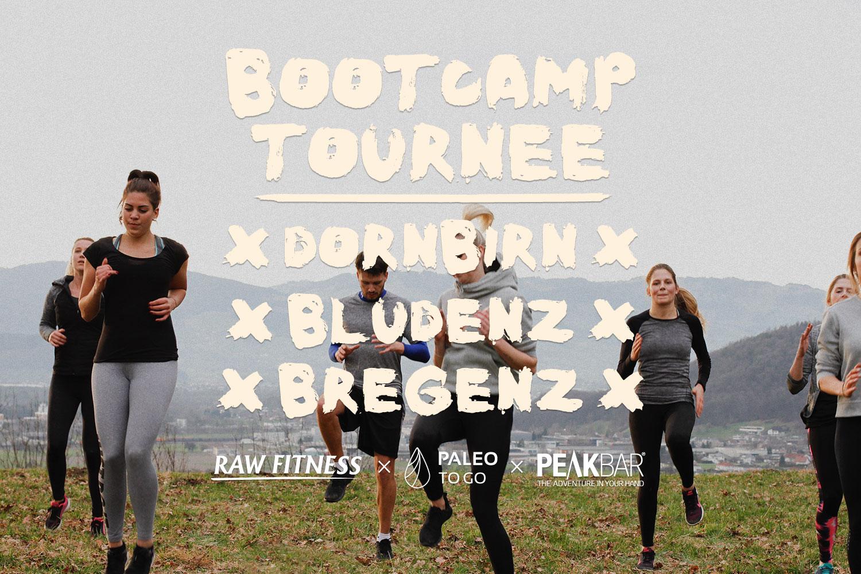 1. Vorarlberger Bootcamp Tournee